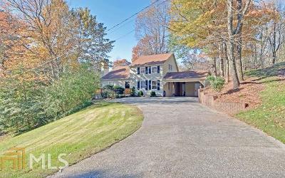 Cornelia Single Family Home For Sale: 273 Chenocetah Ct