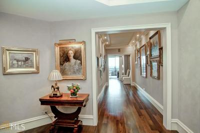 Park Place On Peachtree Condo/Townhouse For Sale: 2660 Peachtree Rd #11G