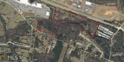 Winder Residential Lots & Land Under Contract: 445 Carl Bethlehem Rd