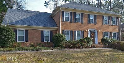 Marietta Rental Back On Market: 1560 Kinglet Ln