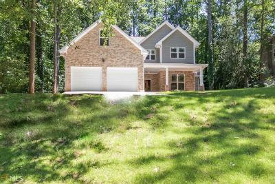 Decatur Single Family Home New: 3617 Idlecreek