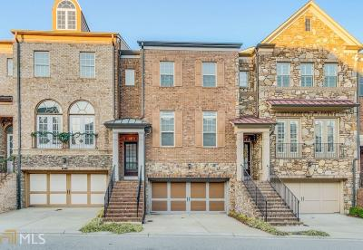 Dekalb County Condo/Townhouse For Sale: 3626 Brookleigh Ln