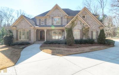 Stone Mountain Single Family Home For Sale: 2185 Silver Hill Rd