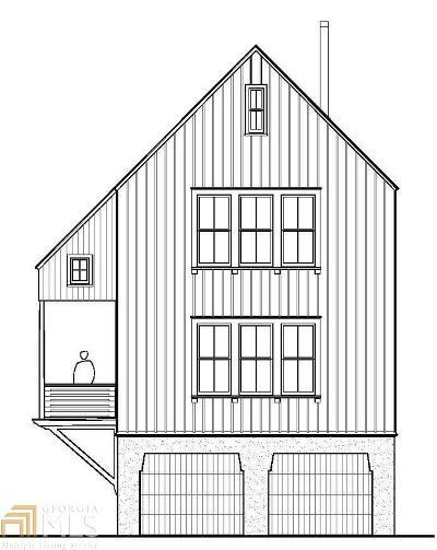 Alpharetta Single Family Home For Sale: 2520 Brook Run