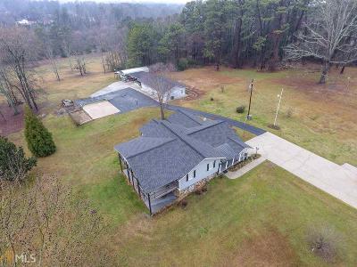 Lithia Springs Single Family Home For Sale: 7147 Miller St