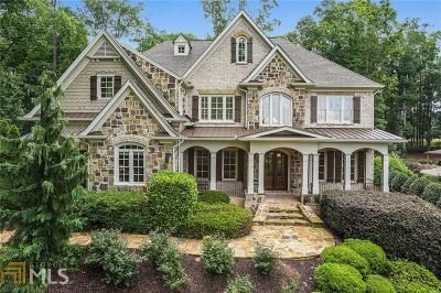 Alpharetta Single Family Home For Sale: 15970 Meadow King Way