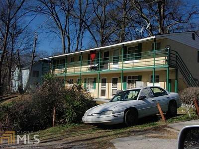 Fulton County Multi Family Home For Sale: 400 Paines