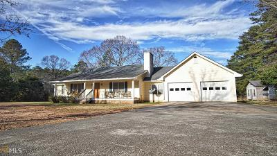 Newton County Single Family Home For Sale: 487 Richards Chapel