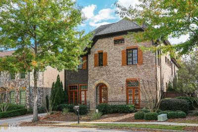 Smyrna Single Family Home For Sale: 618 Concord Lake Cir