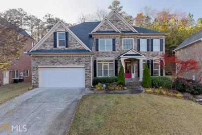 Mableton Single Family Home For Sale: 5522 Highland Preserve Dr