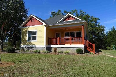 Elbert County, Franklin County, Hart County Single Family Home For Sale: 986 Pleasant Hill Rd