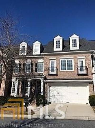 Roswell Condo/Townhouse For Sale: 4008 Village Green Cir