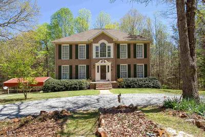 Coweta County Single Family Home For Sale: 51 Allison Rd