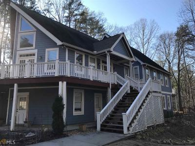 Dahlonega Single Family Home For Sale: 12 Brookhaven Rd