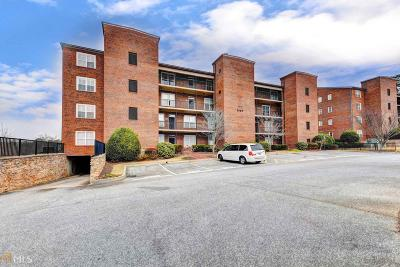 Roswell Condo/Townhouse New: 3420 Overland Dr