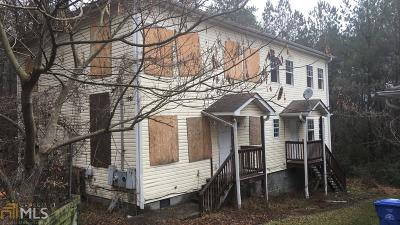Fulton County Multi Family Home For Sale: 1981 NW Jones Ave