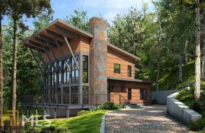 Rabun County Single Family Home For Sale: 14 Turtle Cv #Lot 14