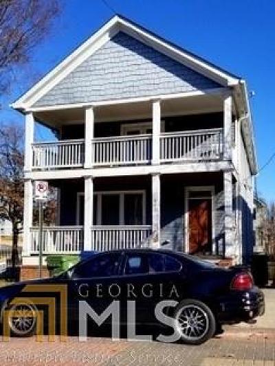 Mechanicsville Single Family Home Under Contract: 670 Garibaldi St