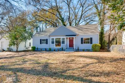 Sylvan Hills Single Family Home For Sale: 1887 Sylvan Ridge Dr