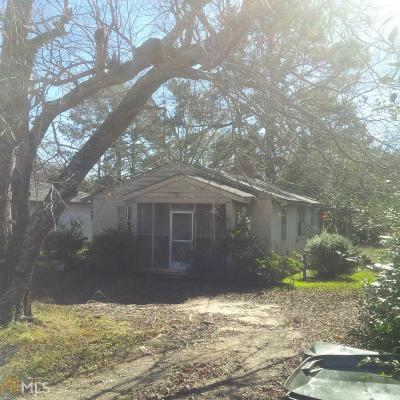 Henry County Single Family Home For Sale: 112 Racetrack Rd