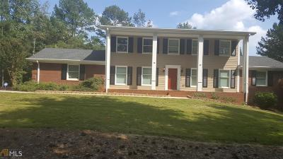 Conyers Single Family Home For Sale: 4000 Troupe Smith Rd