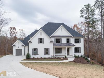 Roswell Single Family Home For Sale: 1250 Cashiers Way