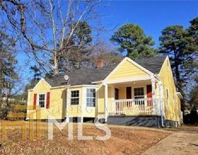 Decatur Single Family Home New: 1796 Alexander Dr