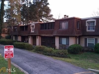 Dekalb County Condo/Townhouse For Sale: 3024 Parc Lorraine