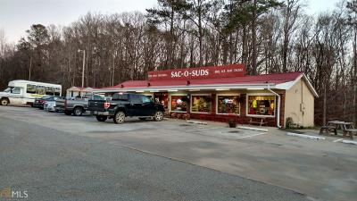 Monticello Commercial For Sale: 54 W Highway 16