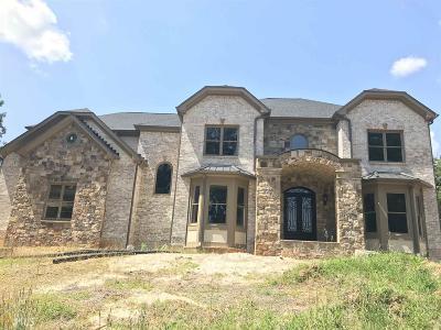 Marietta Single Family Home For Sale: 2433 Hembree Dr #44