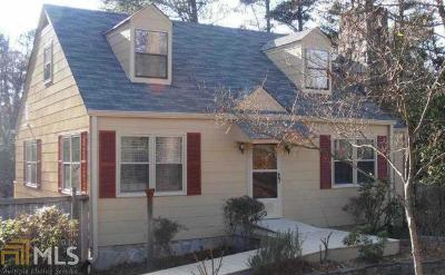 Sandy Springs Single Family Home New: 178 Johnson Ferry Rd