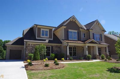 Suwanee Single Family Home New: 715 Deer Hollow Trce