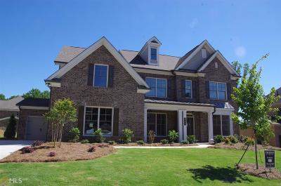 Suwanee Single Family Home New: 725 Deer Hollow Trce
