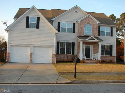 Lawrenceville Single Family Home New: 1679 Maybell Trl