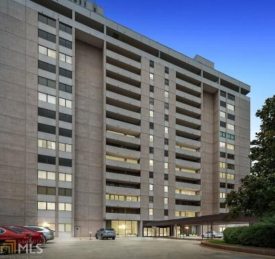 The Barclay, The Barclay Condominiums Condo/Townhouse For Sale: 3530 Piedmont Rd #P4