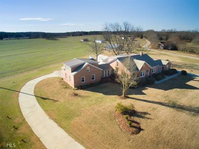Elbert County, Franklin County, Hart County Single Family Home For Sale: 121 Bailey Place Rd