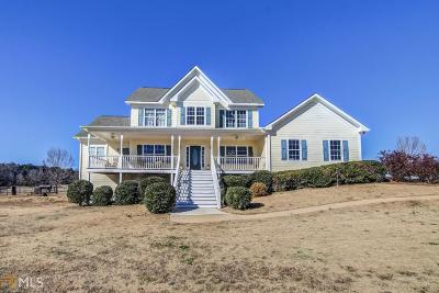 Social Circle GA Single Family Home For Sale: $529,900