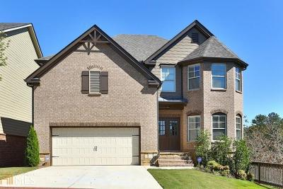Suwanee Single Family Home New: 3560 Ridge Grove Trl