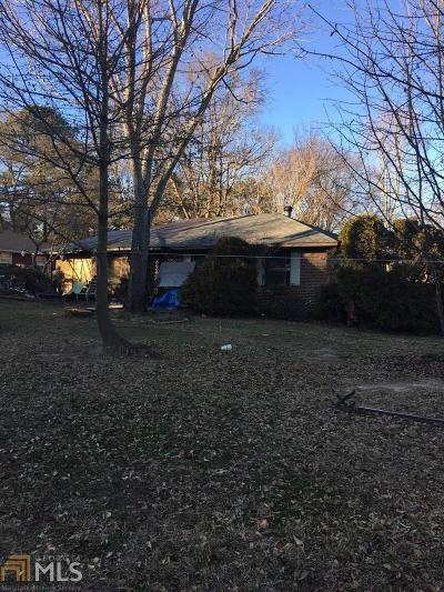 Morrow Single Family Home New: 2685 Tabor