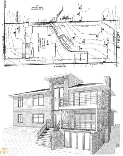 Ansley Park Single Family Home For Sale: 259 NE Beverly Rd