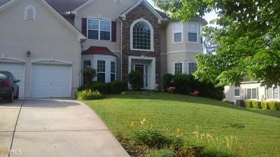 Fulton County Single Family Home For Sale: 7760 The Lakes Dr #70