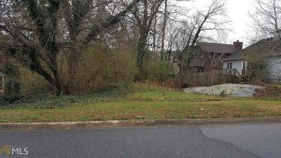 Lawrenceville Residential Lots & Land New: 281 Canterbury Ln