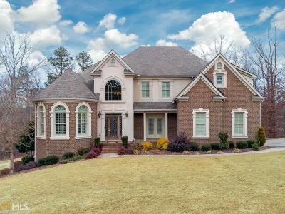 McDonough Single Family Home Under Contract: 452 Silverton Dr