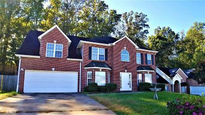 Jonesboro Single Family Home New: 1559 Ravens Run