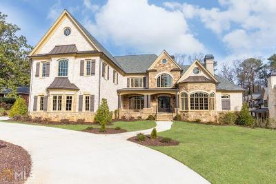 Roswell, Sandy Springs Single Family Home For Sale: 45 Mount Paran Rd