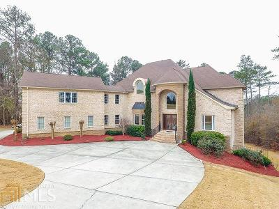 Fayetteville GA Single Family Home For Sale: $995,000