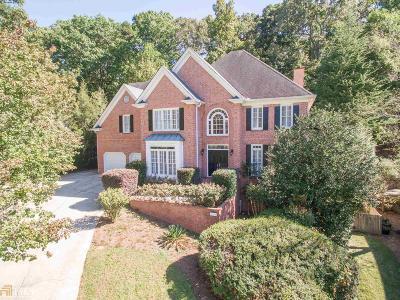 Smyrna Single Family Home For Sale: 3840 Glenhurst Dr