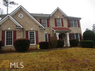 Stone Mountain Single Family Home New: 6670 Blantyre Blvd