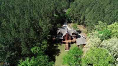Elbert County, Franklin County, Hart County Single Family Home For Sale: 1073 Sword Dr
