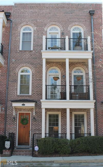 Lawrenceville Condo/Townhouse New: 191 S Culver